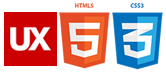 UX HTML5 CSS3